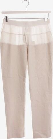 8pm Pants in S in White