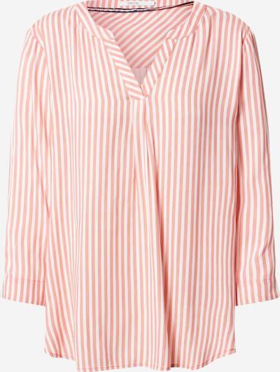 CECIL Bluse in orange / weiß, Produktansicht