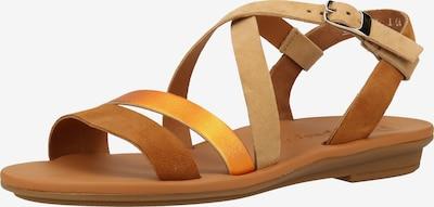 Paul Green Sandale in beige, Produktansicht