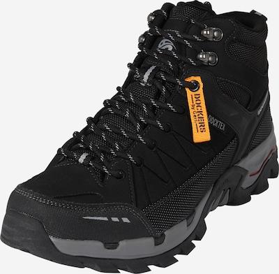 Suvarstomieji batai iš Dockers by Gerli , spalva - juoda, Prekių apžvalga