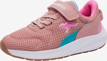 rozā KangaROOS Brīvā laika apavi 'Fort Jag'