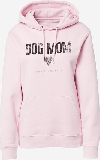 EINSTEIN & NEWTON Sweat-shirt en rose / noir, Vue avec produit