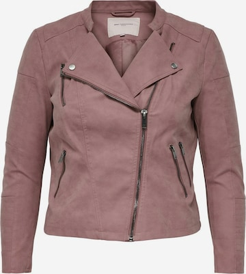ONLY Carmakoma Between-Season Jacket in Pink