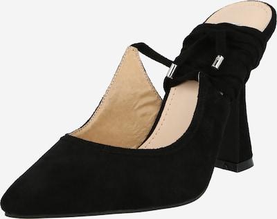BEBO Zapatos destalonado 'MELANIA' en negro, Vista del producto