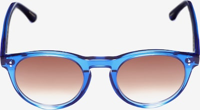 EYE RESPECT Sonnenbrille 'DC III' in blau, Produktansicht