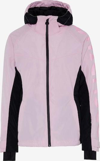 rózsaszín / fekete CHIEMSEE Sportdzseki, Termék nézet