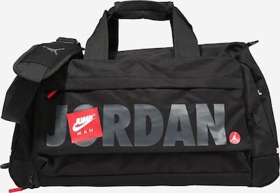 Jordan Reisetasche 'JAN JUMPMAN CLASSIC' in grau / rot / schwarz / weiß, Produktansicht