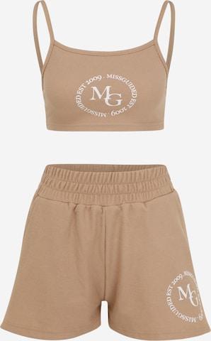 Missguided Petite Облекло за бягане в бежово