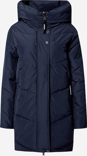 khujo Manteau d'hiver 'Jordis 2' en bleu, Vue avec produit
