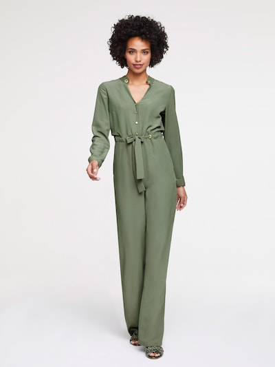 heine Jumpsuit in pastel green, View model