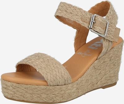 Xti Páskové sandály - šedobéžová, Produkt
