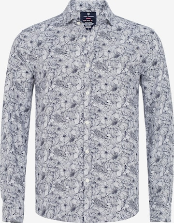 Jimmy Sanders Hemd 'Enric' in Weiß