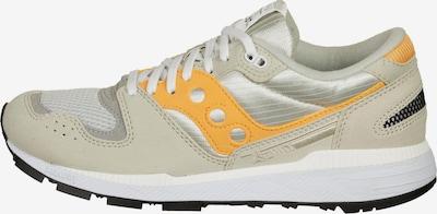 Sneaker low 'Azura' saucony pe nisipiu / galben / gri argintiu, Vizualizare produs