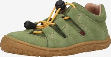 Chaussure basse LURCHI en vert