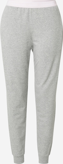 Calvin Klein Παντελόνι πιτζάμας σε γκρι μελανζέ / ανοικτό ροζ, Άποψη προϊόντος