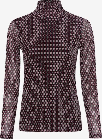 zero Shirt in navy / rot / weiß, Produktansicht