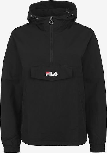 FILA Veste de sport 'Pavlina' en grenadine / noir / blanc, Vue avec produit
