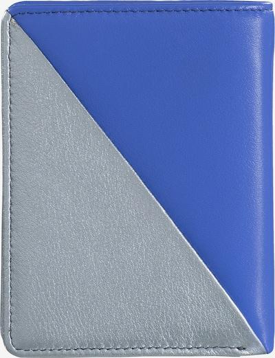 DuDu Portemonnaie in blau / grau, Produktansicht