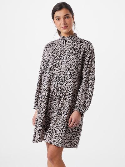 VERO MODA Рокля тип риза в черно / бяло, Преглед на модела
