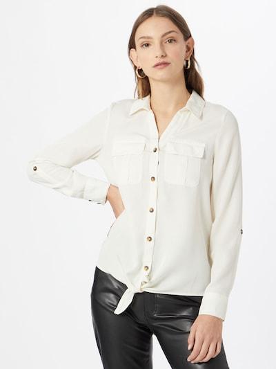 ONLY Bluza 'KARLA' | naravno bela barva, Prikaz modela