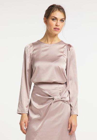 usha BLACK LABEL Bluse in beige, Modelansicht