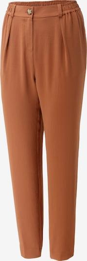 Aniston CASUAL Bundfaltenhose in dunkelorange, Produktansicht