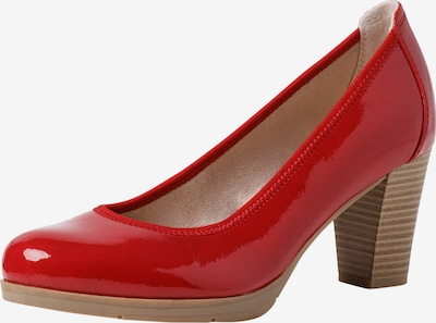 JANA Pumps in rot, Produktansicht