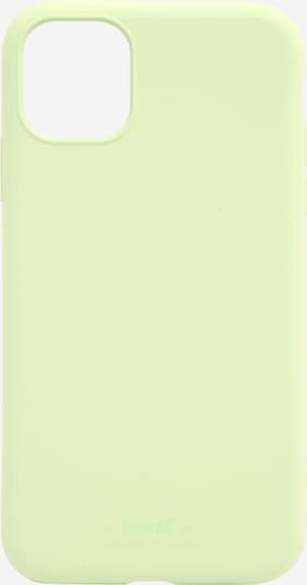 Holdit Smartphonehülle in hellgrün, Produktansicht