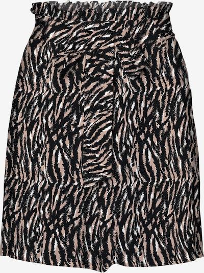 VERO MODA Broek 'Simply Easy' in de kleur Oudroze / Zwart / Wit, Productweergave