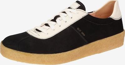 SIOUX Sneaker 'Grash' in creme / schwarz, Produktansicht
