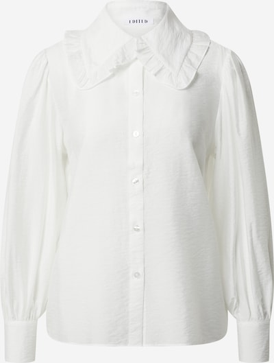 EDITED Bluse 'Romine' in weiß, Produktansicht