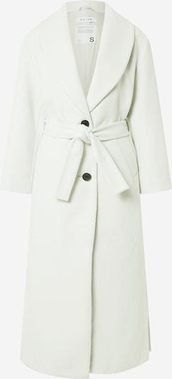 NU-IN Manteau mi-saison en blanc cassé, Vue avec produit
