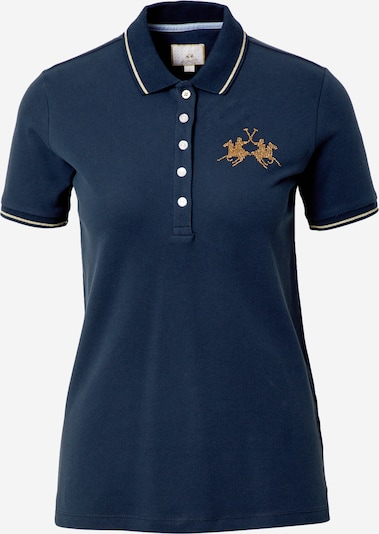 La Martina Shirt in de kleur Navy, Productweergave