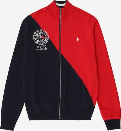 POLO RALPH LAUREN Bluza rozpinana w kolorze granatowy / czerwony / białym, Podgląd produktu