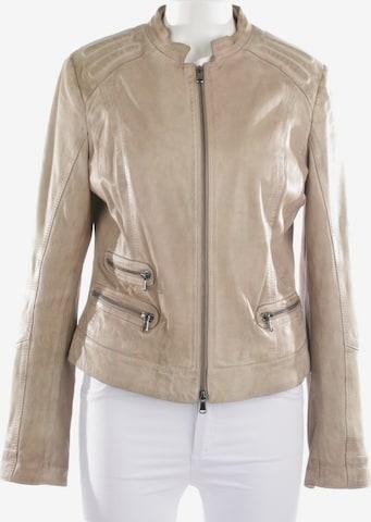 Schyia Jacket & Coat in L in Brown
