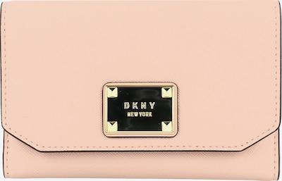 DKNY Geldbörse Leder 13 cm in beige, Produktansicht