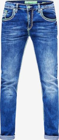 Rusty Neal Jeans 'LEVIN 2' in Blau