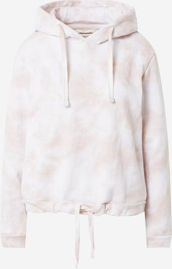 Eight2Nine Sweatshirt in beige / weiß, Produktansicht
