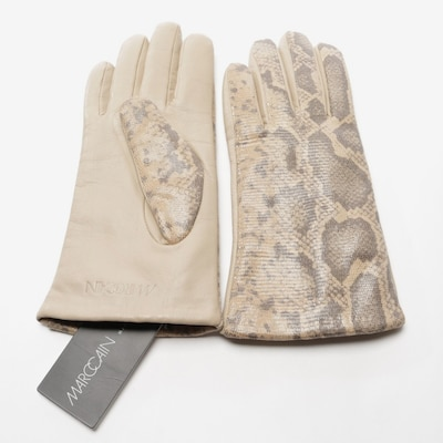Marc Cain Gloves in XS-XL in Beige, Item view