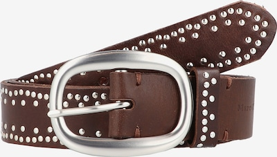 Marc O'Polo Gürtel in braun, Produktansicht