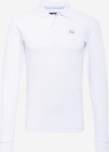 Maglietta La Martina di colore bianco, Visualizzazione prodotti