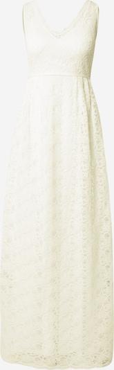 STAR NIGHT Večerna obleka | naravno bela barva: Frontalni pogled