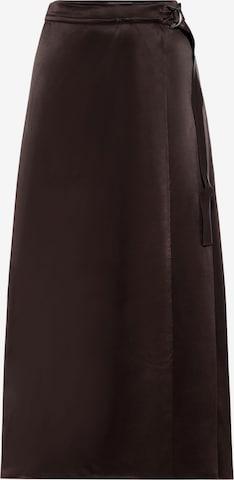 HALLHUBER Skirt in Brown