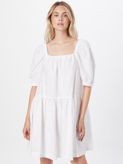 Gina Tricot Kleid 'Ronja' in weiß, Modelansicht