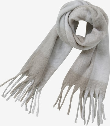 Cartoon Scarf in Grey
