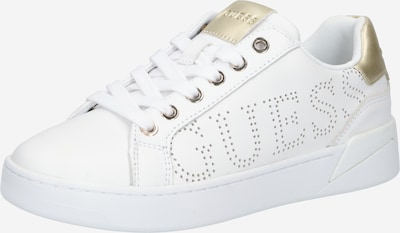GUESS Sneakers 'RORIA' in Gold / White, Item view