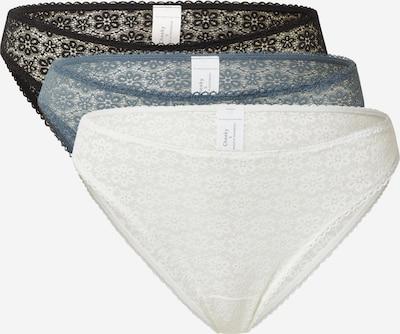 Gilly Hicks Braga 'DAISY' en azul / negro / blanco, Vista del producto