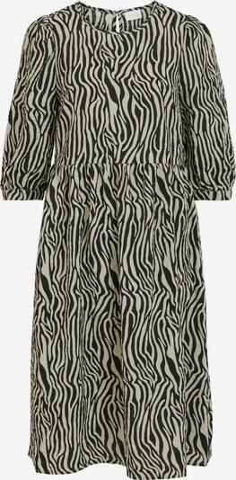VILA Obleka 'ZEENA' | kit / črna barva, Prikaz izdelka