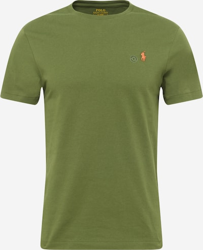Polo Ralph Lauren T-Shirt in oliv, Produktansicht