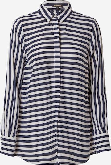 Camicia da donna MORE & MORE di colore marino, Visualizzazione prodotti